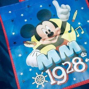 Five NWT Disney Tote Bags